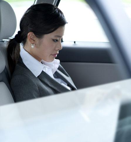 A passenger