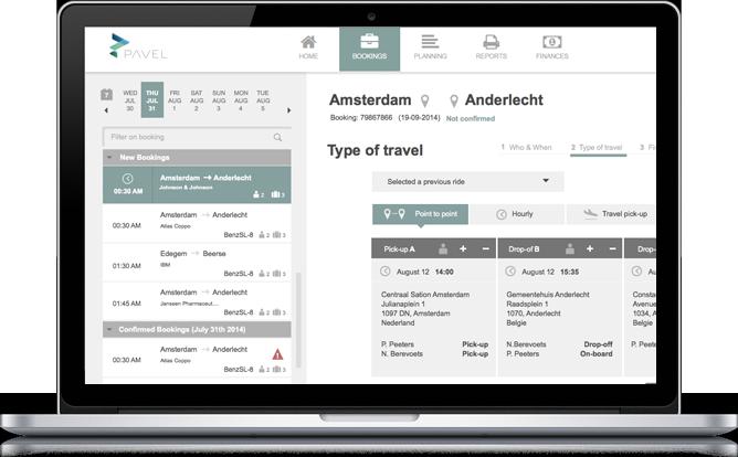 Management Assisten Booking Module